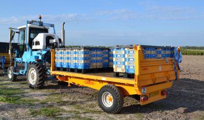 bild 23 - Integrierte Behälter- und Palettenlösungen erleichtern das Handling entlang der Supply Chain